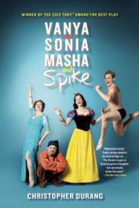 Vanya and Sonya Masha and Spike