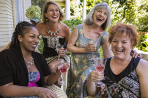 "A Life in the Arts: ""The Savannah Sipping Society"" Reunion"