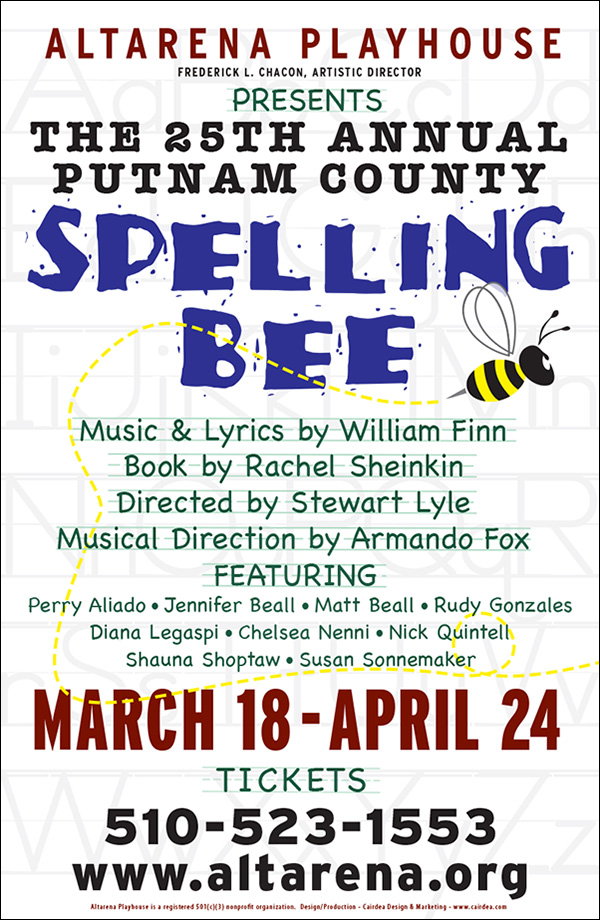 The Putnam County Spelling Bee